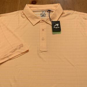 NEW Men's AHEAD USA Golf Polo Shirt Sz 2XL