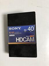 Sony BCT-40HD HDCAM