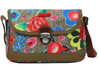 Oilily Schultertasche Khaki Handtasche Überschlagtasche Tasche