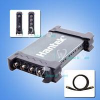 Hantek PC USB Virtual Oscilloscope Arbitrary Waveform Generator 4CH250MHz1GS/s