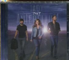LADY ANTEBELLUM - 747 - CD