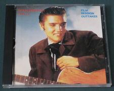Elvis Presley Film Session Outtakes Vol 4 CD 1992 Original RARE