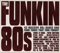 THE FUNKIN 80s - CD album (2 CDs, 42 tracks)