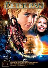 Peter Pan * NEW DVD * Jason Isaacs Jeremy Sumpter (Region 4 Australia)