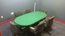 Poker Felt table cover - protective Dust cover - for Professional poker Tables