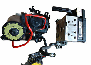 08-18 RX450H TOYOTA HIGHLANDER HYBRID ABS PUMP ACTUATOR BOOSTER MOTOR ASSEMBLY