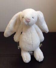 Jellycat Cream Rabbit Soft Plush Comforter Toy