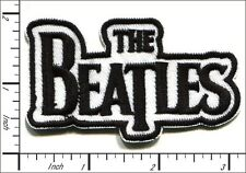 "20 Pcs Embroidered Iron on patches The Beatles Badge 3.15""x1.77"" AP056cB"