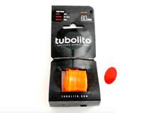 Tubolito Road 700c 18-28mm inner tube 60mm valve Rim & Disc 39g! +FREE patch