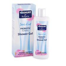 BioFresh YOGHURT OF BULGARIA Toning Shower Gel Rose Oil&Yoghurt Protein 230ml