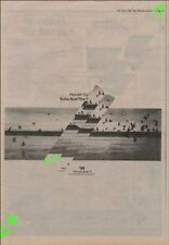Echo & The Bunnymen Heaven Up Here Advert NME Cutting 1981 #1 ABC