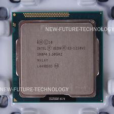 Intel Xeon E3-1230 V2 (BX80637E31230V2) SR0P4 3.3GHz 5GT/s LGA1155 CPU 100% Work