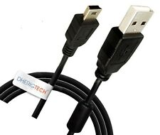Canon Vixia HF11, HF10, HF100 cámara USB Data Sync Cable/Plomo Para PC/Mac