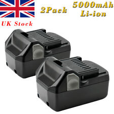 2X 14.4V 5.0AH Li-ion Battery for Hitachi 329901 BSL1415 BSL1430 329877 329083