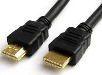 5 m HDMI v1.4a Câble avec plaqué or HDTV 3D 1080p COMPLET HD fil pour PS3