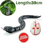 """Realistic Remote Control Snake Pranks Toy Rechargeable Rc Robot Toys Animal 16"""""""