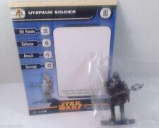 Star Wars Revenge of the Sith 52/60 Utapaun Soldier (C) Miniature