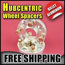 30MM | Hubcentric Adapters Wheel Spacers For Nissan 4x114 | 66.1 | 12x1.25