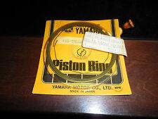NOS Yamaha OEM 1974 DT360 .50 Piston Rings 445-11610-20