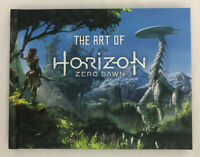 Horizon Zero Dawn Art Book PS4 - The Art of Horizon Zero Dawn PS4 Art Book ONLY