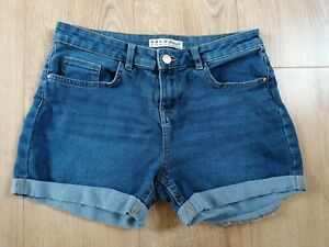 LADIES SIZE 10 DENIM SHORTS