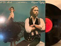 Al Di Meola – Elegant Gypsy LP 1977 Columbia PC 34461 - ULTRASONIC CLEAN! VG/EX