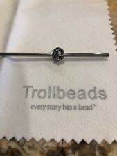 Trollbeads Sterling Silver Bead Charm