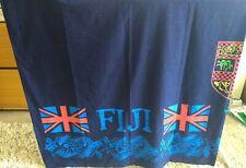 Fijian Cotton sarong. Made in Fiji. 2m x 1.5m in length.