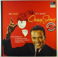 """12"""" LP - Quincy Jones - The Birth Of A Band - K7025 - cleaned"""