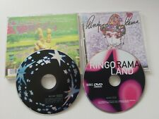 RINGO STARR RINGO RAMA USA CD / DVD Beatles