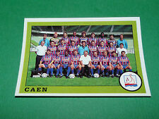 N°59 EQUIPE TEAM STADE MALHERBE CAEN PANINI FOOT 94 FOOTBALL 1993-1994