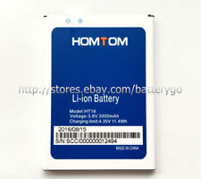 Genuine 3000mAh 3.8V Rechargeable HT16 Battery For HOMTOM HT16 & HT16 Pro
