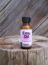 Nature's Extra Pure Emu Oil, 1 oz.