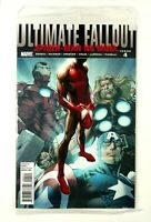 Ultimate Fallout #4 NM 1st App of Mile Morales NM High Grade 1st Print Marvel