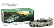 GREENLIGHT 1:18 1999 NISSAN SKYLINE GT-R (R34) DIE-CAST GREEN 19033