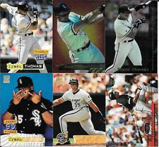 FRANK THOMAS  1994 STADIUM CLUB   NICE (6) CARD LOT