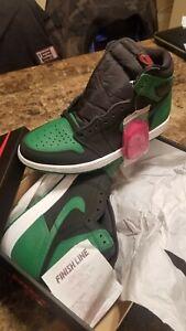 Nike Air Jordan 1 Pine Green Size 11 Brand New!!