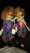2 Deko Clowns