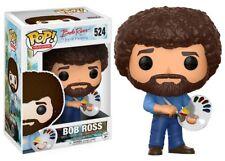 Bob Ross The Joy of Painting Malerei POP! Television #524 Vinyl Figur Funko