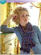 Berroco Knitting Pattern Book #312 Berroco Boboli -9 Designs - Women & a Bunny