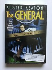 The General (Dvd, 2003) Buster Keaton Brand-New Sealed