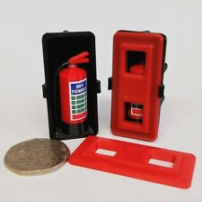 1/18 Scale Fire extinguisher model 2 piece