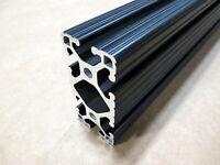"80//20 Inc T-Slot Aluminum Extrusion 15 Series 1515 x 17.4/"" Long Taps ML-01"