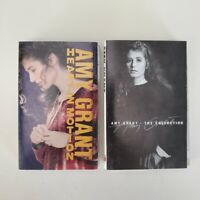 Amy Grant - Cassette 2-Pack - Heart in Motion - The Collection
