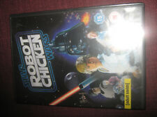 Robot Chicken Star Wars DVD Region 2 PAL