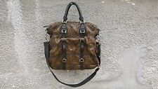 $4650 PRADA Nappa Gaufre Large Rare Saffiano Women's Leather Tote Bag Handbag