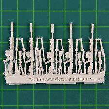 Scharfschützengewehr Sniper Rifle x5 Galaxy's Finest Victoria Miniatures