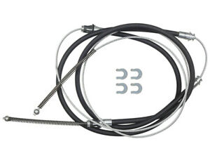 1963-65 Comet Convertible Brake Cable Rear V8 Parking Emergency Mercury Ford New
