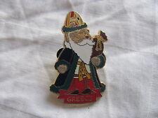 Disney Trading Pins 16591: DS - Pooh Santas Around the World (Greece)