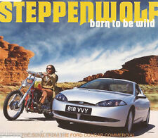 STEPPENWOLF - Born To Be Wild (UK 3 Trk 1998 CD Single)